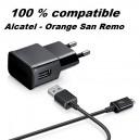 cargador smartphone alcatel orange san remo