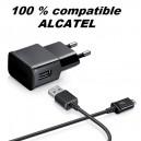 ALCATEL - CARGADOR PARA SMARTPHONE TELEFONO MOVIL ALCATEL